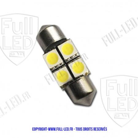 Ampoule Led Navette C3W - Double Light 4