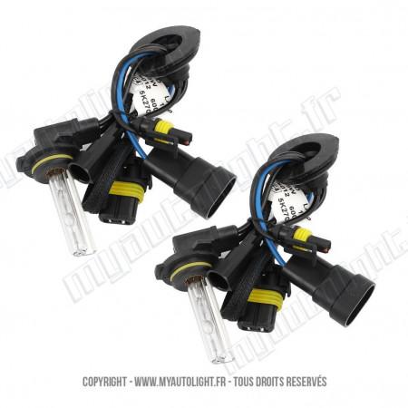 Ampoules Xénon HIR2 55W 5000K