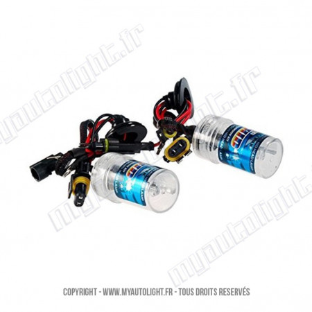 Ampoules Xénon H1 55W 6000K