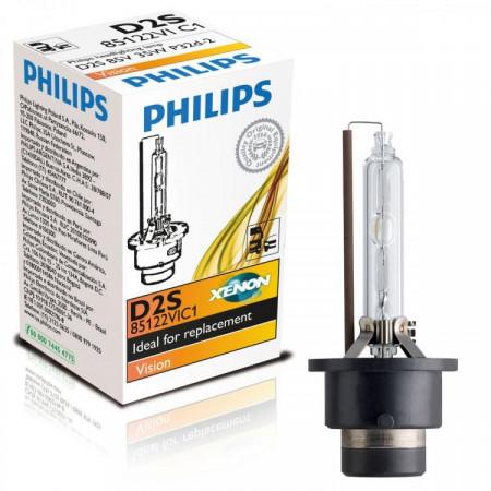 Ampoule Xénon D2S Philips Vision