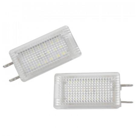 Modules Full led éclairage intérieur - GM OPEL Porche