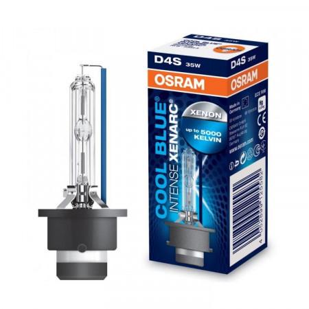 Ampoule Xénon D4S Osram XenArc Cool Blue Intense 5500K