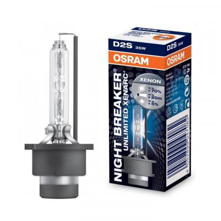 Ampoule Xénon D2S Osram XenArc Night Breaker