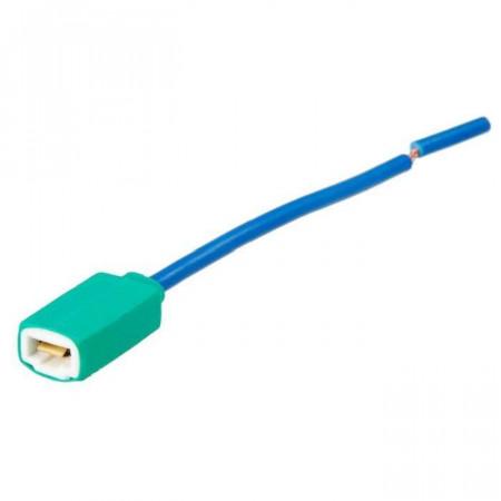 Connecteur câblé ampoule phares H1 H3