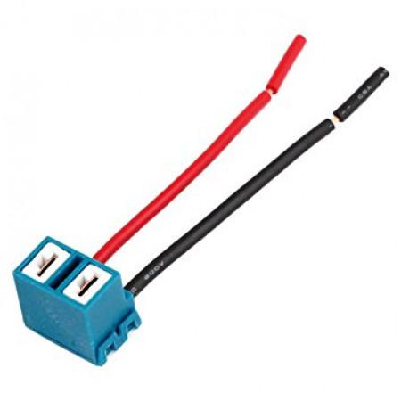 Connecteur câblé ampoule phares H7
