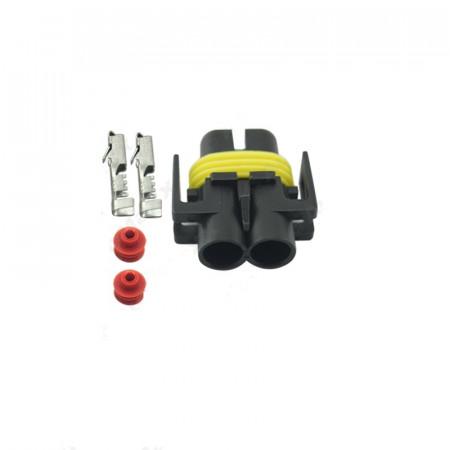 Connecteur ampoule H8 H11 H16 avec Pin
