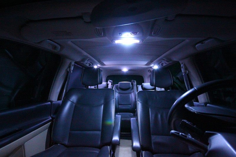 Pack full led int rieur renault espace 4 for Renault espace 4 interieur