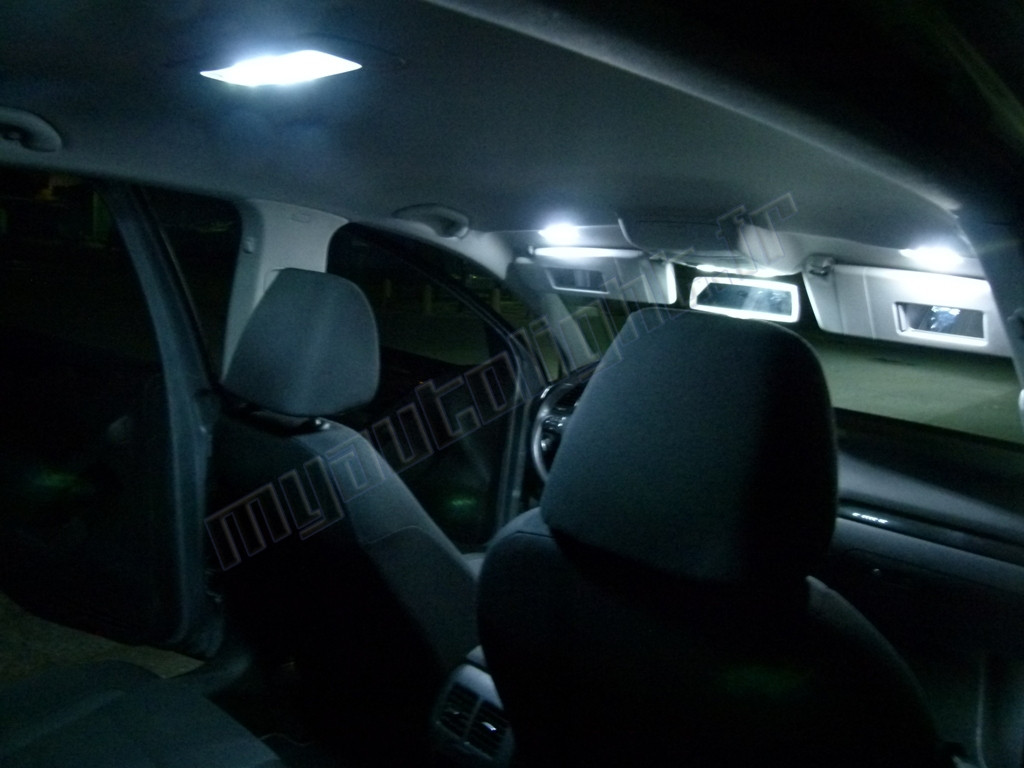 Pack full led int rieur golf 7 for Interieur golf 7