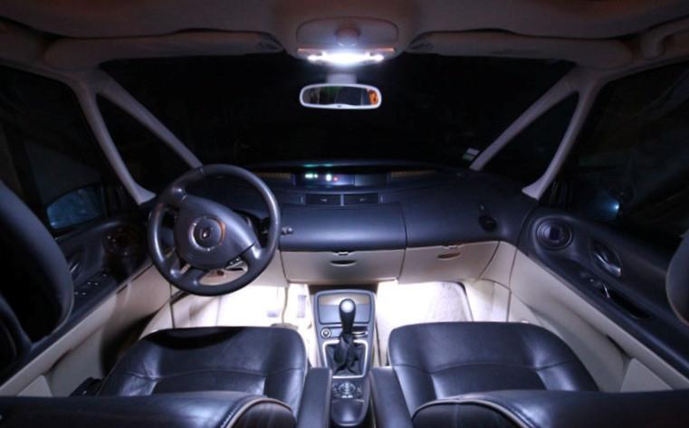 Pack Full Led intérieur Renault Espace 4
