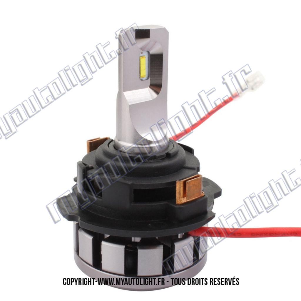 Adaptateurs portes ampoules led h7 phares voiture golf 5 - Ampoule led voiture h7 ...