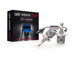 Kit Ampoules Led Vision H4 55W - RSLights