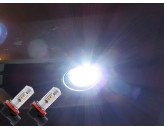 Pack Ampoules Anti Brouillards LED pour Volkswagen Polo 9N3