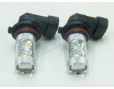 Pack Anti Brouillards LED 80W