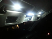 Pack Full Led intérieur Ford Galaxy MK2