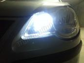 Pack Veilleuses  Blanc Pur pour Mercedes CLS W218