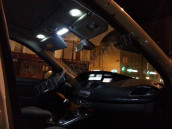 Pack Full Led intérieur Renault Scénic 2