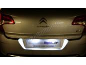 Eclairage de plaque à Led pour Citroën Xsara Picasso