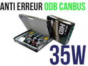 Kit Xénon HID 35W H7 - Anti Erreur ODB+