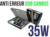 Kit Xénon HID 35W H8 - Anti Erreur ODB+