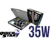 Kit Xénon HID 35W H8 - DSP/Quick Start - Ballast Slim
