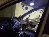 Pack Full Led intérieur Peugeot 1007