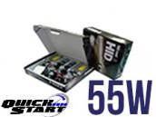 Kit Xénon HID  55W H8 - DSP/Quick Start - Ballast Slim