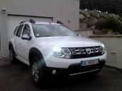 Pack Feux de Jour/veilleuses Blanc Pur pour Dacia Logan 2