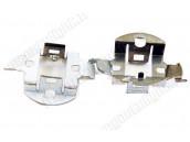 Adaptateurs Portes Ampoules Kit Xénon H7 - Universel Type 2