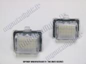 Modules Full led plaque - MERCEDES W204 W221 C207 W212 C216