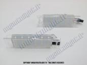 Modules Full led plaque - Opel Astra H Insigna Corsa D