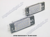 Modules Full led plaque - Opel Vectra C