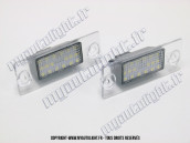 Modules Full led plaque - Audi A4 B5