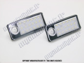 Modules Full led plaque - Audi A6 C5 Berline Break