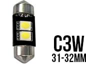 Ampoule Led Navette C3W