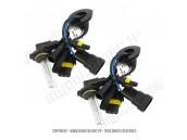 Ampoules Xénon HB4 55W 8000K