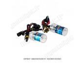 Ampoules Xénon H3 55W 8000K