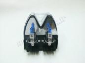 Pack 2 ampoules H1 Effet Xénon
