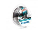 Ampoules H1 Philips X-treme Vision +130