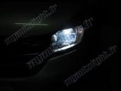 Feux de Jour/veilleuses Blanc Pur pour Renault Traffic 3