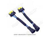 Connecteurs ampoule H8 H11 H16 en Céramique