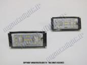 Modules Full led plaque - BMW Série 7 E65 E66