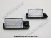 Modules Full led plaque - BMW Série 3 E36
