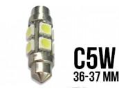 Ampoule Led Navette C5W - All Face 360°
