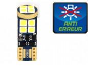 Ampoule Led W5W - PANTHER 12 - Anti-erreur ODB