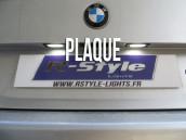 Eclairage de plaque à Led pour BMW Serie 7 F01 F02