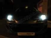 Pack Veilleuses Blanc Pur pour Peugeot 207