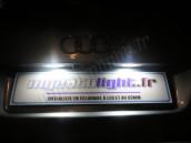 Eclairage de plaque à Led pour Audi Q7 2010-