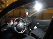 Pack Full Led intérieur - Renault Clio 3