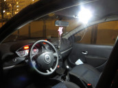 Pack Full Led intérieur Renault twingo 3