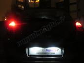 Eclairage de plaque à Led  pour Renault Laguna 2 - Phase 2